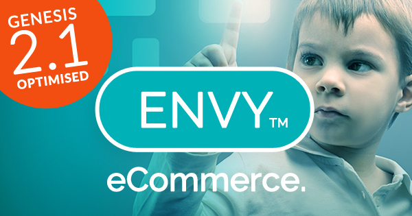 Envy eCommerce WordPress Theme